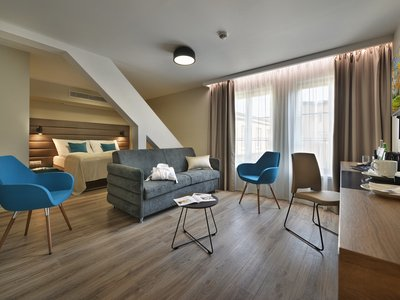 EA Hotel New Town - junior suite