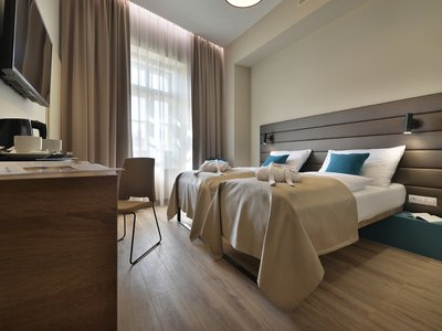 EA Hotel New Town - double room - twin